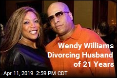 Wendy Williams Divorcing Husband of 21 Years