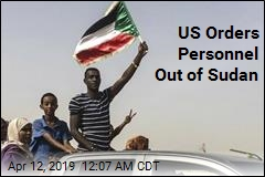 US Orders Personnel Out of Sudan