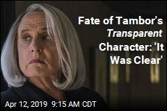 Transparent Reveals Fate of Tambor's Character