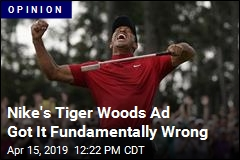 Nike's Tiger Woods Ad Got It Fundamentally Wrong