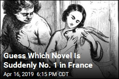 Guess Which Novel Is Suddenly No. 1 in France