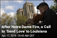 Notre Dame Fire Spurs Help for Our Own Churches