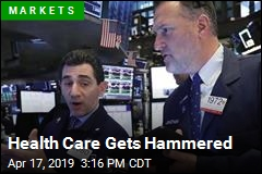 Investors Hammer Health Care Companies