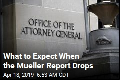Report: Mueller Report Will Be 'Lightly Redacted'