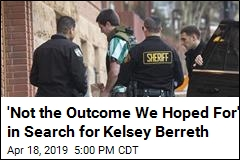 'Not the Outcome We Hoped For' in Search for Kelsey Berreth