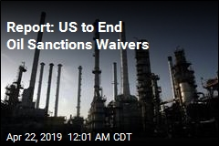 Report: US to Sanction Allies That Import Iranian Oil