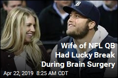 Wife of NFL QB Home After 12-Hour Brain Surgery