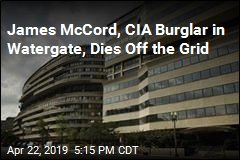 Watergate Burglar Died as He Lived—Secretively