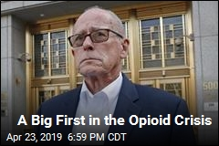 A Big First in the Opioid Crisis