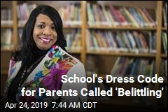 School Has a New Dress Code—for Parents