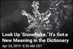 'Snowflake,' 'Swole' Are Now in the Dictionary