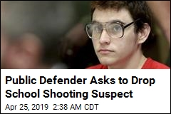 Public Defender Asks to Drop School Shooting Suspect