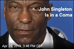 John Singleton Is in a Coma