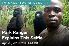 Park Ranger Explains This Selfie