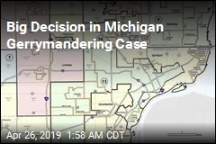 Michigan Ordered to Redraw Congressional Districts