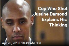 Cop Who Shot Justine Diamond Explains His Thinking