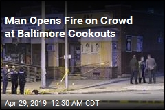 8 Shot, 1 Killed at Baltimore Cookout