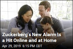 Zuckerberg Builds Better Alarm to Improve his Wife's Sleep
