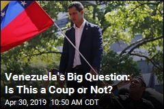 Venezuela's Big Question: Is This a Coup or Not?