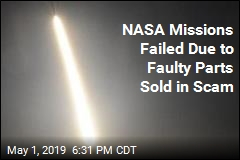 NASA Missions Failed Due to Faulty Parts Sold in Scam