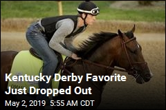 Kentucky Derby Surprise: The Favorite Is Out