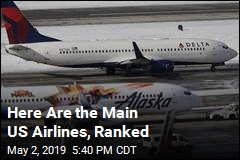 Here Are the Main US Airlines, Ranked