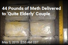 44 Pounds of Meth Mistakenly Sent to Elderly Couple