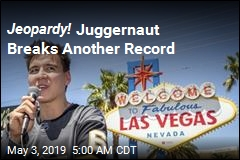 Jeopardy! Juggernaut Breaks Another Record