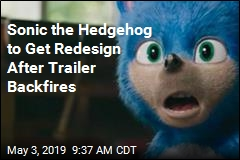 Moviemakers Gave Sonic Teeth and 'Shapely' Legs. Fans Raged