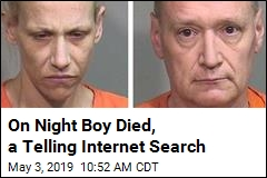 On Night Boy Died, a Telling Internet Search