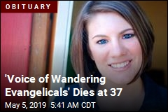 Popular Christian Author Dead at 37