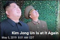 Kim Jong Un Is at It Again