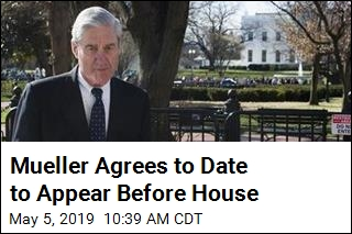 Mueller and House Committee Set a Date for His Testimony