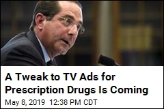 TV Ads for Prescription Drugs Are About to Include Prices
