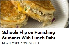 Schools Flip on Punishing Students With Lunch Debt