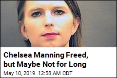 Chelsea Manning Freed After 62 Days