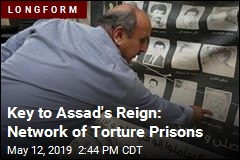Key to Assad's Reign: Network of Torture Prisons