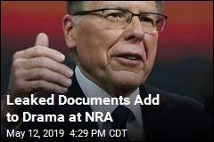 Leaked Documents Add to Drama at NRA