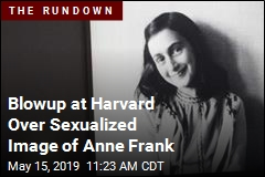 Harvard Mag Sorry for Sexualizing Anne Frank