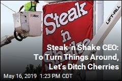 Steak 'n Shake CEO: To Turn Things Around, Let's Ditch Cherries
