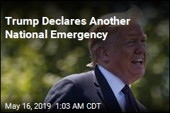 Trump Declares Another National Emergency