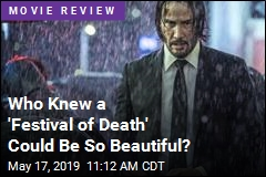 Keanu Kills It in John Wick 3