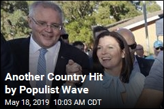 Populist Wave Hits Another Country