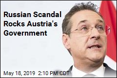 Top Austrian Official Quits Amid Russian Scandal