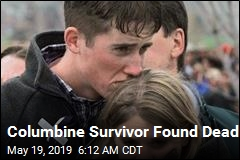 Columbine Survivor Found Dead