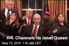 SNL Channels Its Inner Queen