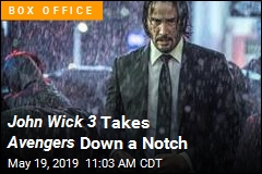 John Wick 3 Takes Avengers Down a Notch