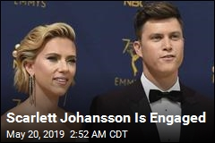 Scarlett Johansson, Colin Jost Are Now Engaged