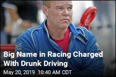 An Indy 500 Winner Charged With Drunk Driving