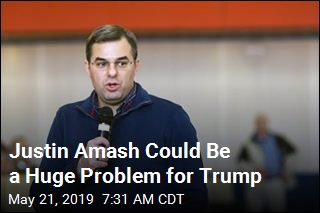 GOP Turns on Amash After Impeachment Remark